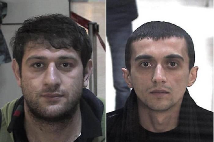 Gəncədə polisləri öldürən iki nəfər axtarışa verildi - (VİDEO)