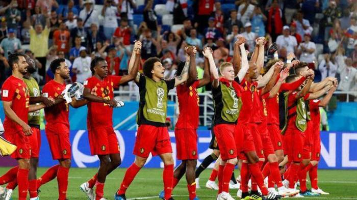 Belgium takes third place in World Cup after beating England 2-0
