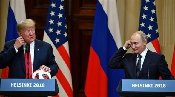 بوتين: ترامب محاور جيد وواسع الاطلاع