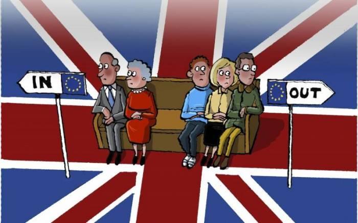 """İkinci """"Brexit"""" referendumu keçirilməyəcək"""