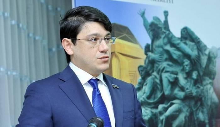 """""""Erməni diasporuna ağır zərbələr endiriləcək"""" - Fuad Muradov"""