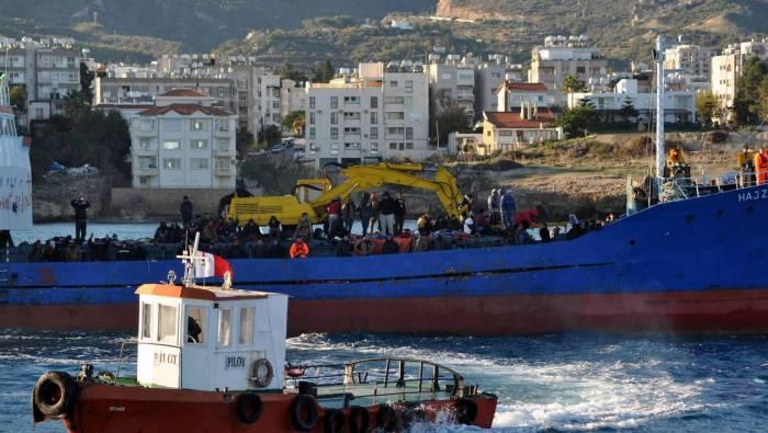 Au moins 19 morts dans un naufrage au large de Chypre-Nord
