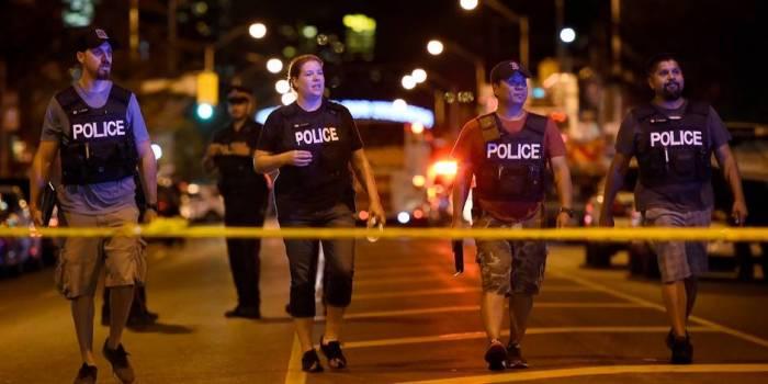 Canada: 2 morts et 13 blessés dans une fusillade à Toronto, le suspect est mort