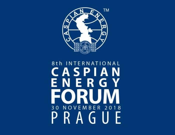 Caspian Energy Forum 2018 to be held on November 30 in Prague