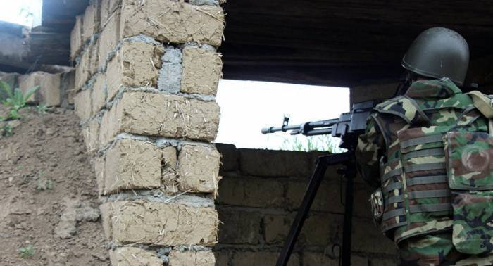 Les troupes arméniennes continuent de tirer sur les positions de l'armée azerbaïdjanaise