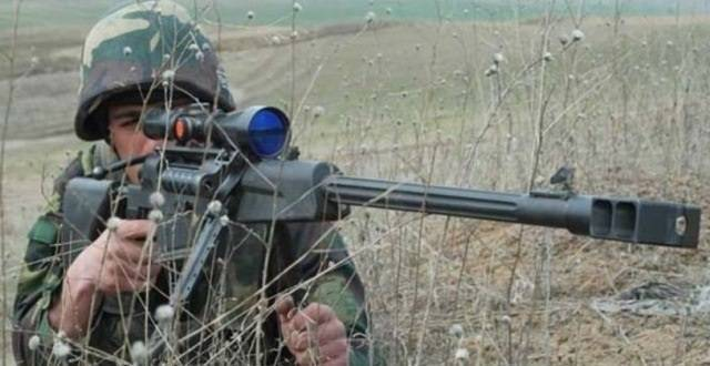 Armenian armed forces violate ceasefire 96 times