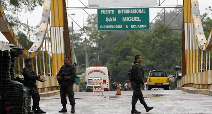 Ecuador y Colombia ponen en marcha de fondo binacional fronterizo