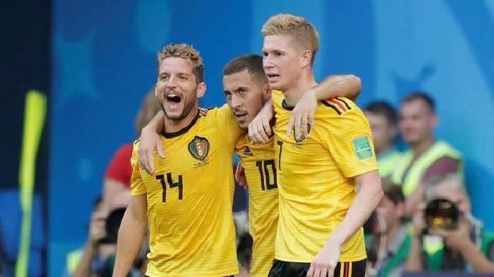 Mondial 2018: la Belgique prend la 3e place en battant l