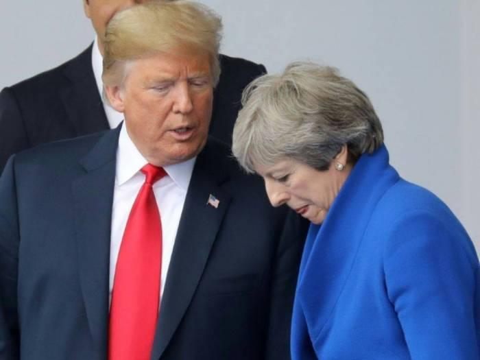 Trump entame une visite au Royaume-Uni, dans un climat hostile