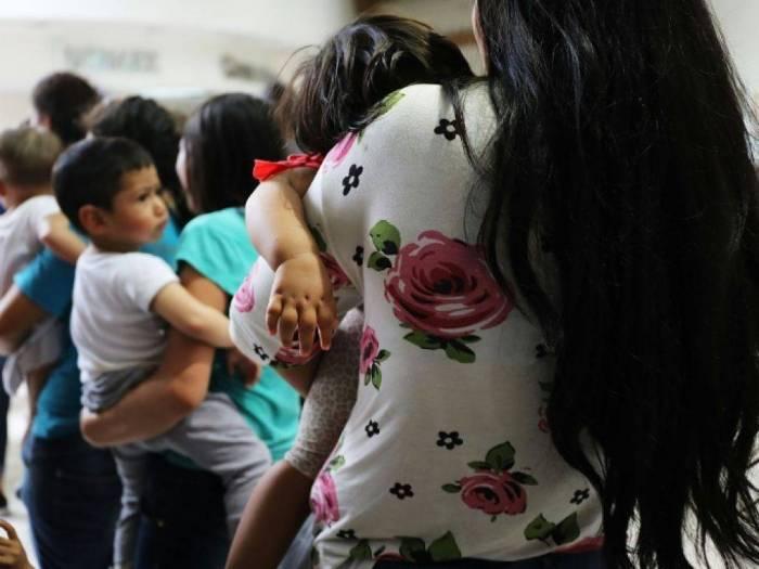 Etats-Unis: 459 enfants honduriens séparés de leurs parents