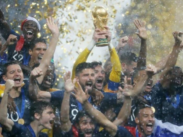 Mondial 2018 : La France remporte la Coupe du monde