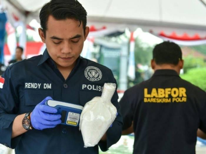 En Indonésie, la lutte sans merci contre la drogue produit peu d