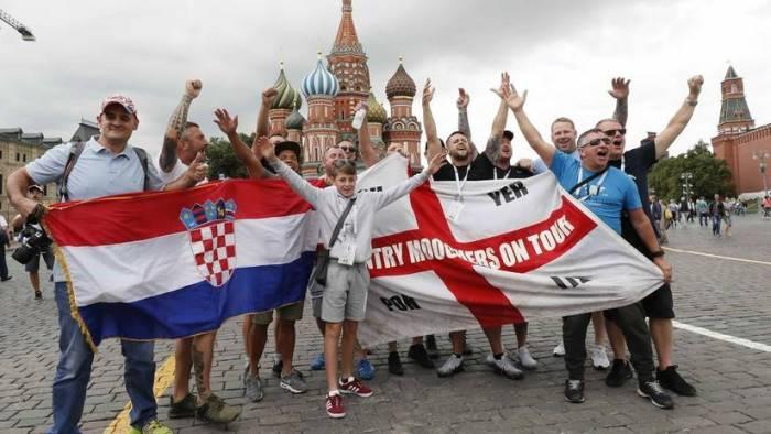 MINUTO A MINUTO: Croacia-Inglaterra, duelo inédito por el pase a la final de Rusia 2018