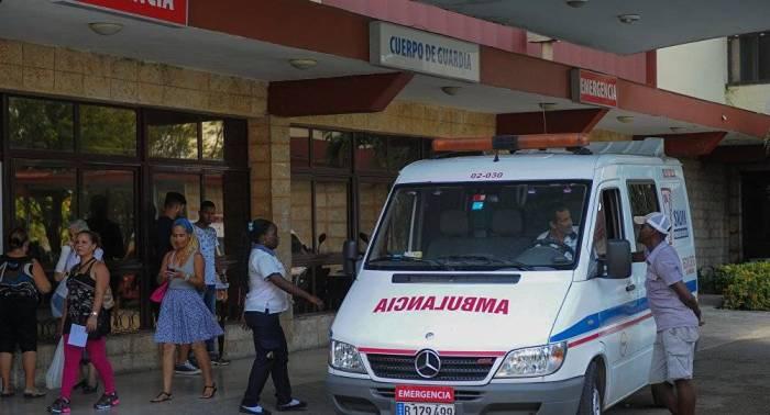 Unos 40 lesionados en un accidente de tráfico en Cuba