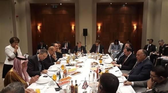 مصر تدعم سرعة بدء الجولة الأولى للجنة صياغة الدستور السوري