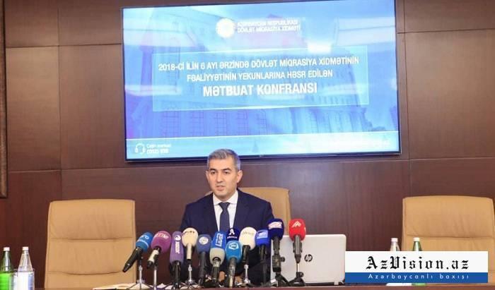 """Number of foreigners visiting Azerbaijan increased by 10 percent"" - Vusal Huseynov"