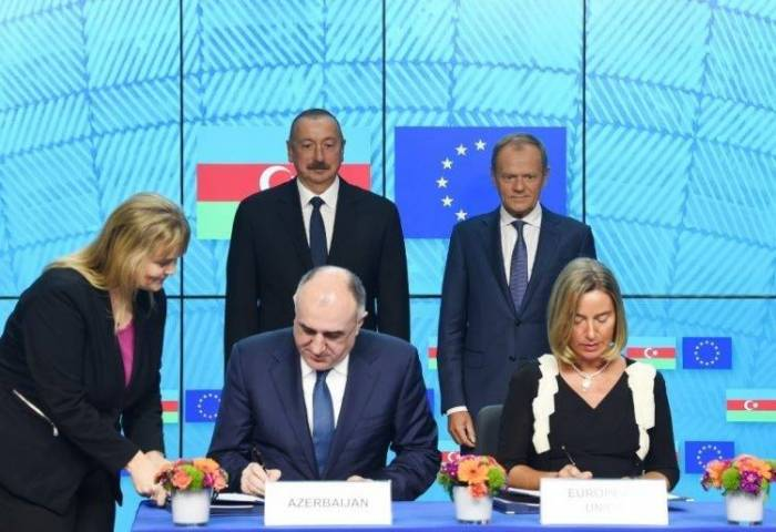 EU-Azerbaijan partnership priorities initialed