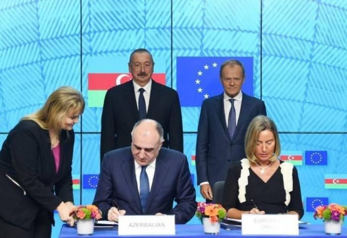 Le document sur les priorités de partenariat Azerbaïdjan-UE paraphé