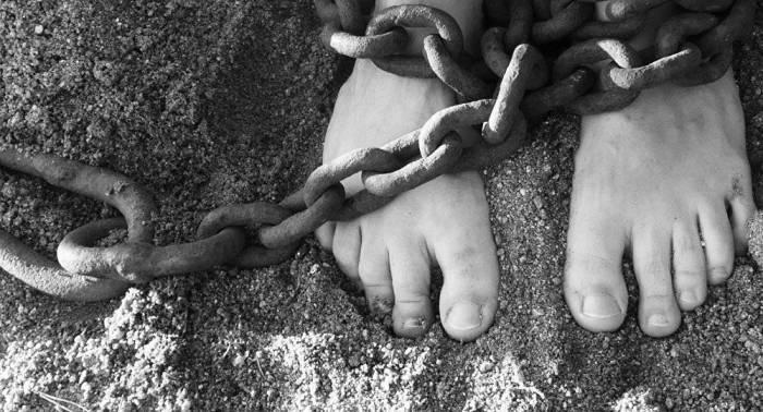 Más de 40 millones de personas en el mundo viven en condiciones de esclavitud