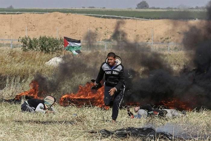 Gaza: un Palestinien tué par des tirs israéliens