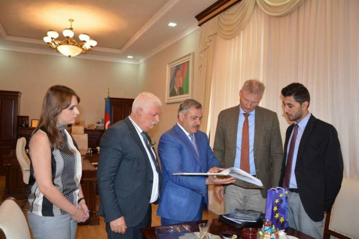 Head of EU Delegation to Azerbaijan visits Tartar region