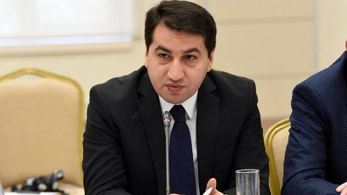 Status quo in Nagorno-Karabakh conflict must be changed – Hajiyev