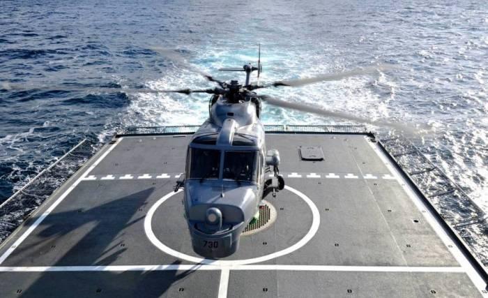 Koreyada hərbi helikopter qəzaya uğrayıb