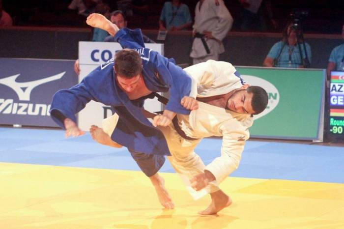 Azerbaijani judokas to compete in Tel Aviv Grand Slam 2021