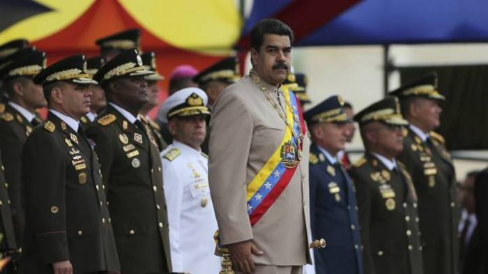 Maduroya qarşı silahlı qiyam hazırlanır