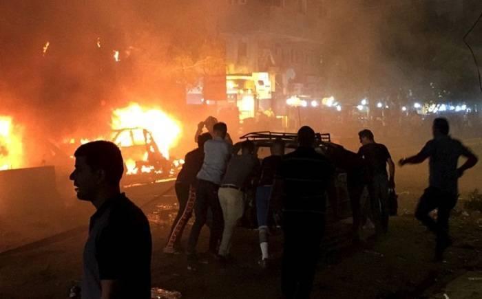 Mitinq zamanı terror: 128 nəfər ölüb