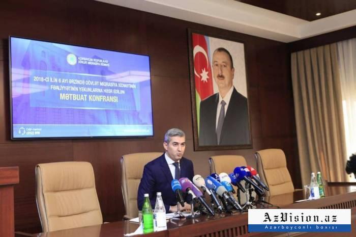 En Azerbaiyán el número de refugiados ha aumentado en un 23 %