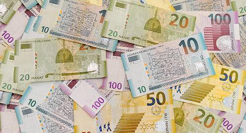 Azerbaijani currency rates for July 16