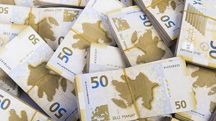 Azerbaijani currency rates for July 19