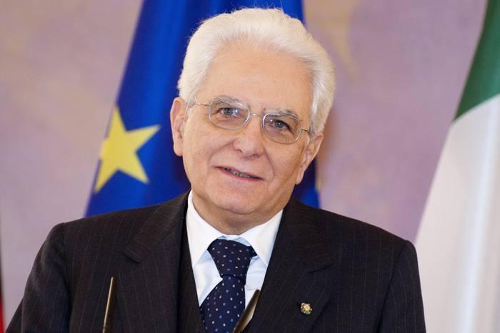 Presidente italiano visita el Callejón de los Mártires
