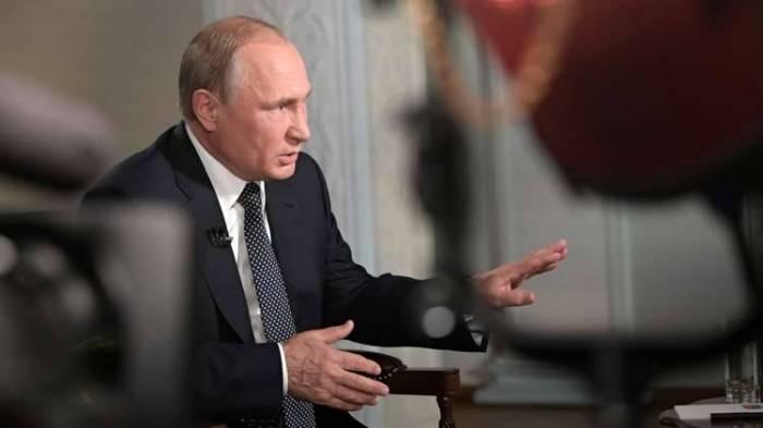 بوتين: الإرهابيون هم الذين يتحملون مسؤولية مقتل المدنيين في سوريا