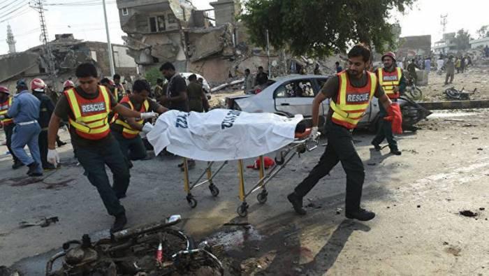 Pakistanda növbəti terror:
