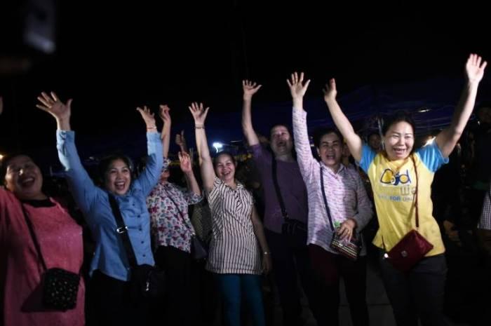 Hollywood hará película sobre el rescate en la cueva de Tailandia