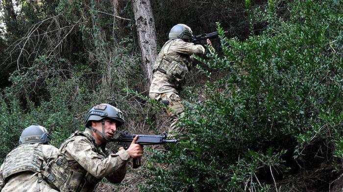 Turquie: 5 terroristes du PKK neutralisés à Bitlis