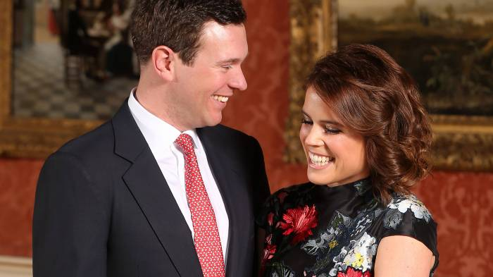 Princess Eugenie and Jack Brooksbank invite 1,200 members of the public to their wedding