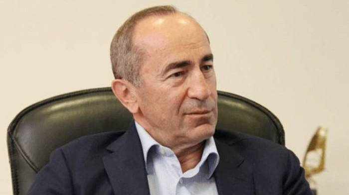Robert Kocharyan charged over 2008 March 1 case
