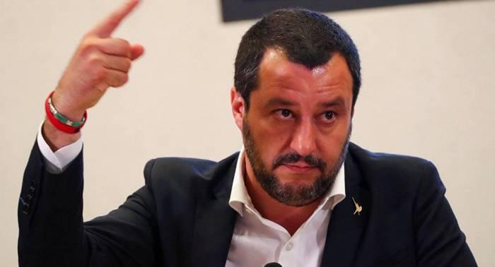 Salvini acusa a la ONG española Open Arms de ocultar información
