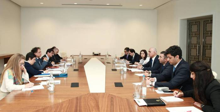 Minister: Italian companies invest about $530M in Azerbaijan