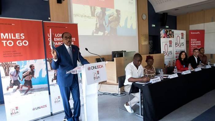 """Alertan: Lucha mundial contra el sida está en """"punto precario"""""""