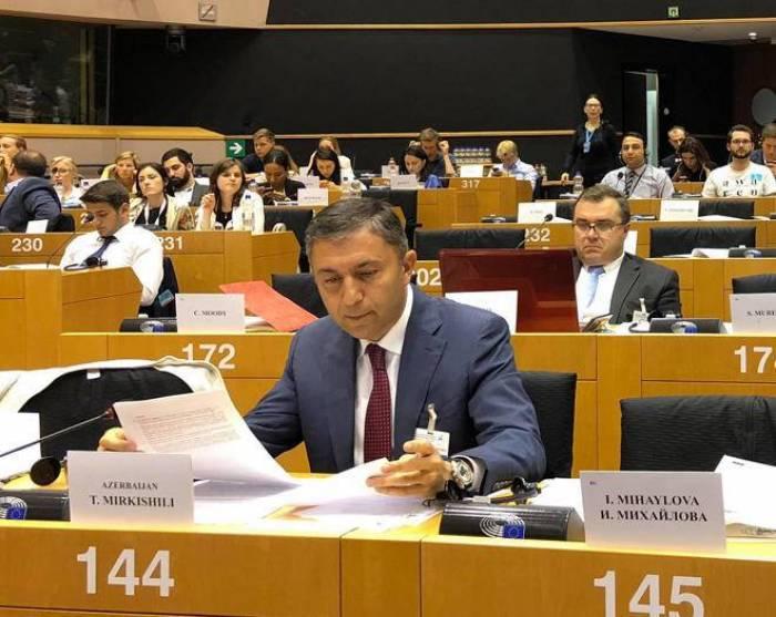 Important to create cybersecurity committee in OSCE PA - Azerbaijani MP