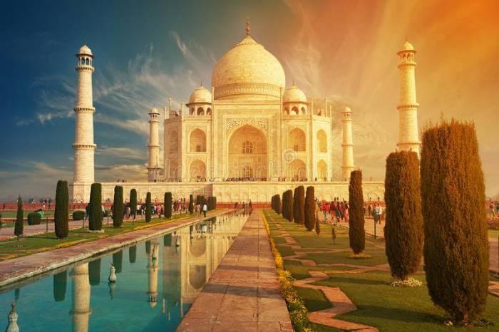 Hindistan hökuməti Tac-Mahalı dağıdır