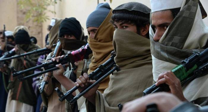 Afghanistan: offensive des talibans dans le nord