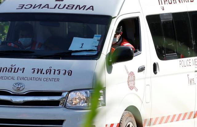 Fifth boy brought out of Thai cave on second day of rescue, official says