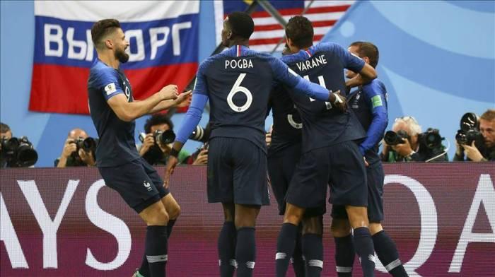 Coupe du monde 2018:La France écarte la Belgique et s