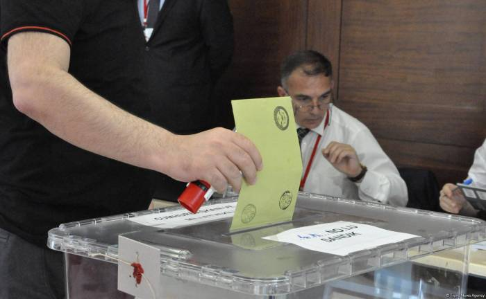 Turkey discloses final results of elections