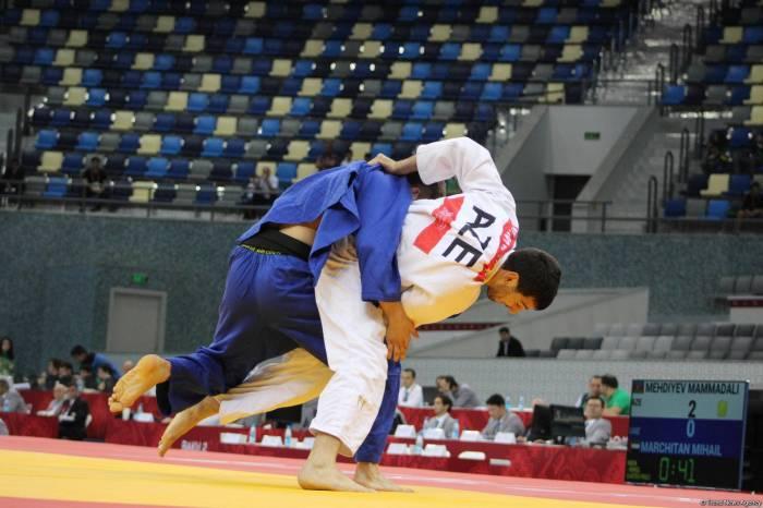 Cüdoçularımız Zaqrebdə üç medal qazanıb